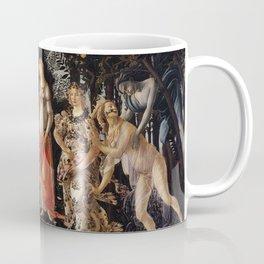 Primavera, Botticelli Coffee Mug