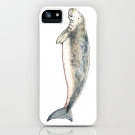 Dugong iPhone Case