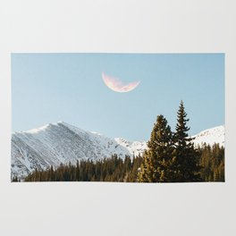 Daylight Moon Rug