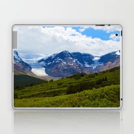 View along the Wilcox Pass Hike in Jasper National Park, Canada Laptop & iPad Skin