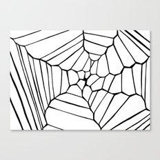 Net Canvas Print