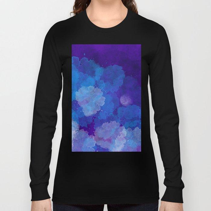 Emergent Moon Long Sleeve T-shirt