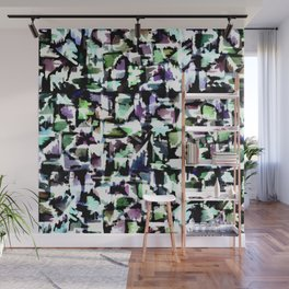 Flag On The Play Licorice Wall Mural