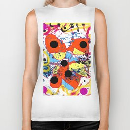 Challenges of LIFE            by Kay Lipton Biker Tank