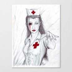 The Doctor Will See You Now... Canvas Print