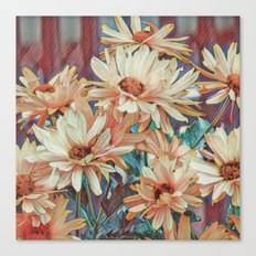 Oh Glorious Summer Canvas Print