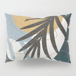 Abstract Tropical Art II Pillow Sham