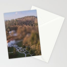 The Masterplan Stationery Cards