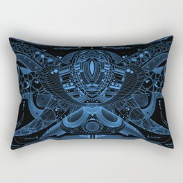 Octo Tech Rectangular Pillow
