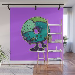 Composite Donut Wall Mural