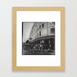 London #7 Framed Art Print