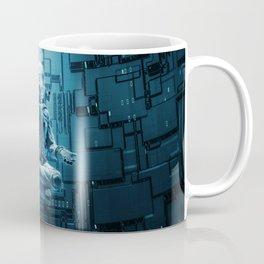 Astro Lotus Coffee Mug