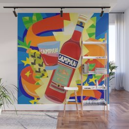 Vintage Cordial Campari Limited Edition Advertisement Poster #2 of 8 originally limited to 70 by Ugo Wall Mural