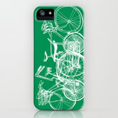 3bikes iPhone (5, 5s) Slim Case