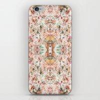 minerals iPhone & iPod Skins featuring Mystic Minerals by Caroline Sansone