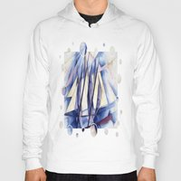 sail Hoodies featuring Sail Movements by taiche