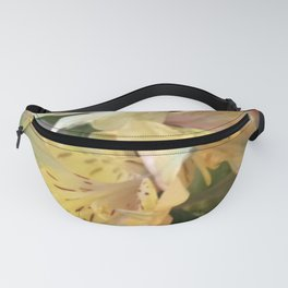 Yellow Lily Fanny Pack