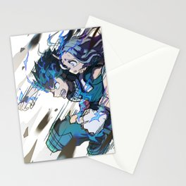 My Hero Academia Izuku Midoriya & Eri Stationery Cards