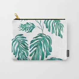 Monstera painting 2017 Carry-All Pouch