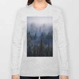 The Visionary Echo #society6 Long Sleeve T-shirt