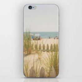 Sand Dunes Summer iPhone Skin