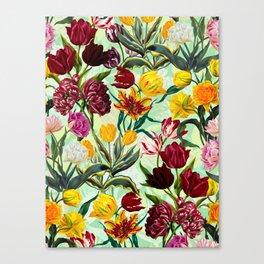 Summer Dreams - Tulips Canvas Print