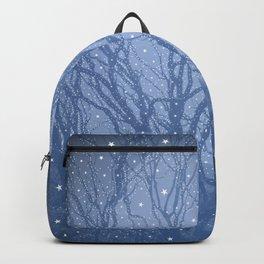 Super Stars Blue Backpack