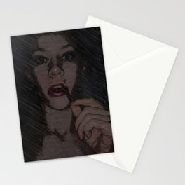 A Dark Personality Stationery Cards