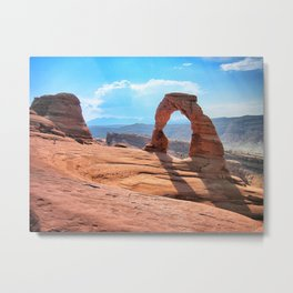 Arches, Moab, Utah Metal Print