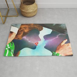 Electric Love Rug