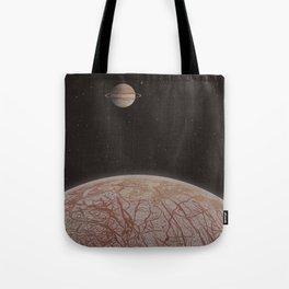 Europa (moon) Tote Bag