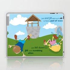 Jack & Jill Laptop & iPad Skin