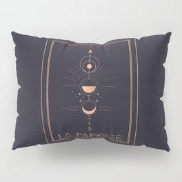La Papesse or The High Priestess Tarot Pillow Sham