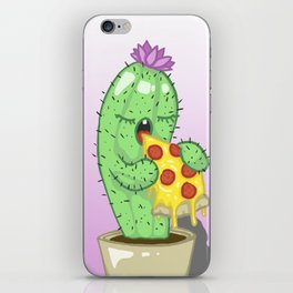 Pizzacus iPhone Skin
