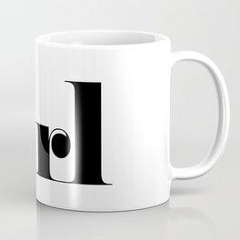 GRL Coffee Mug