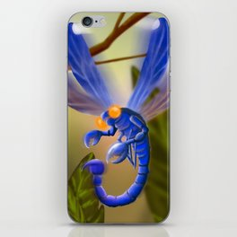 Scorp-Fly iPhone Skin