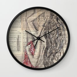 Cordelia Wall Clock