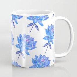 Sacred Lotus – Blue Blossom Coffee Mug