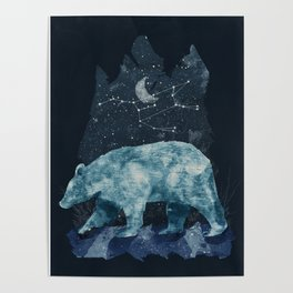 The Great Bear Poster