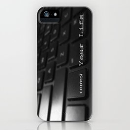Take It iPhone Case