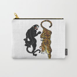 Big Cats Carry-All Pouch