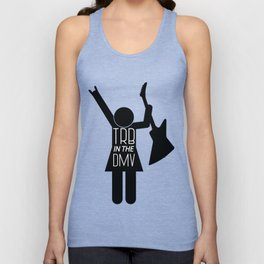 TRB in the DMV female Unisex Tank Top