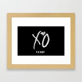 The Weeknd- ERA Framed Art Print