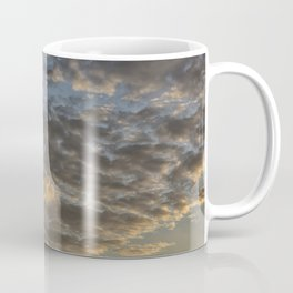 CLOUDS AT THE SUNSET Coffee Mug