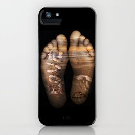 Beach Feet iPhone Case