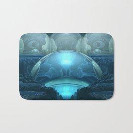 Inside A Blue Moon Bath Mat