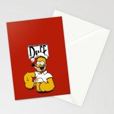 Homer-Popeye Stationery Cards