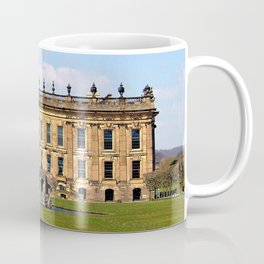 Chatsworth House Coffee Mug