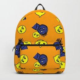 Ha Ha Ha Backpack