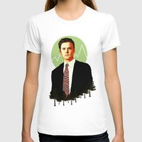 dale cooper T-shirts featuring Cooper by chazstity